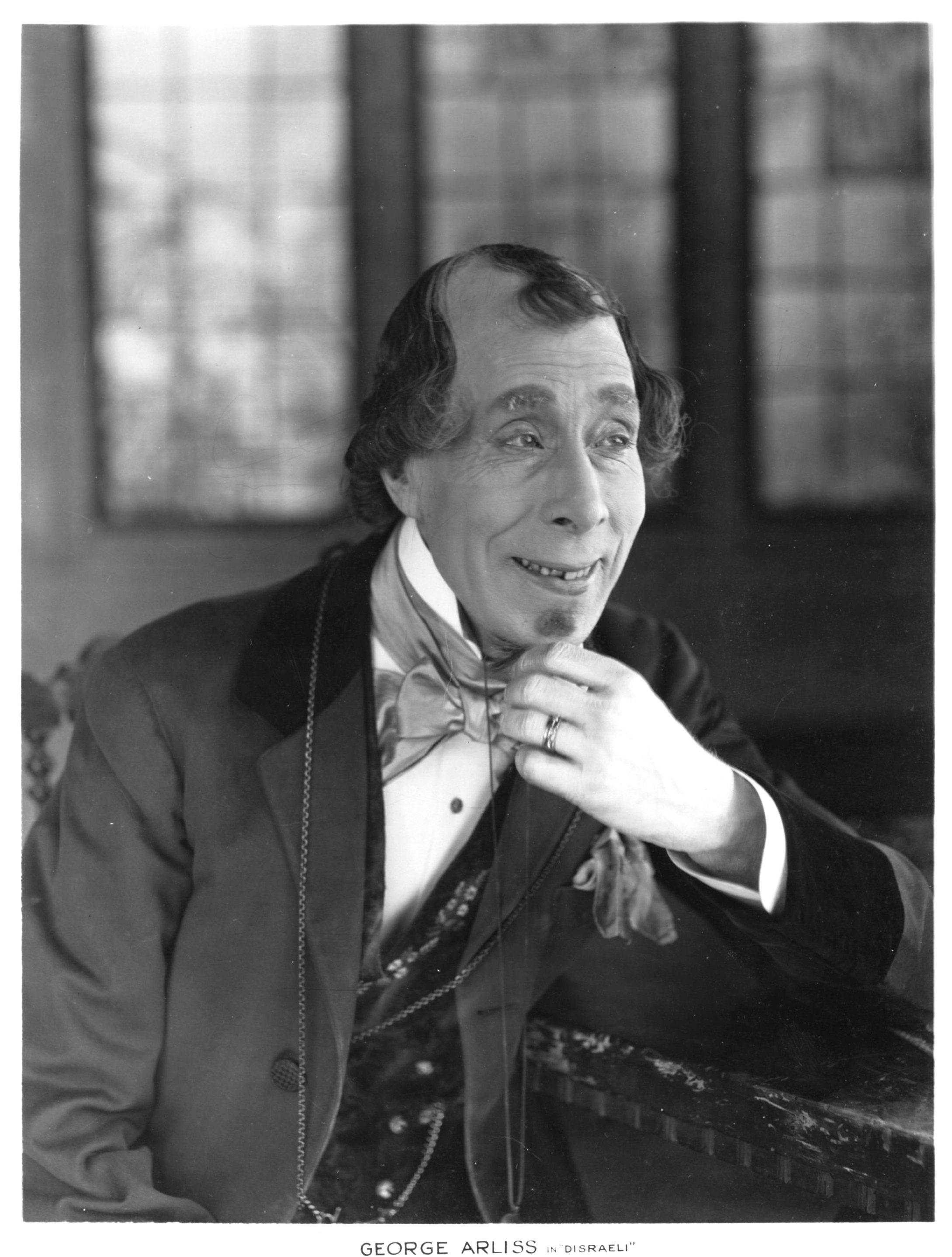 George Arliss (1868?946)