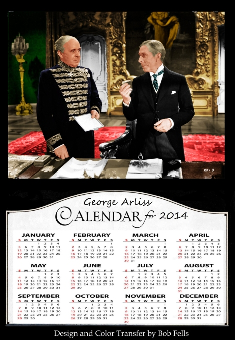 Arliss Calendar Final