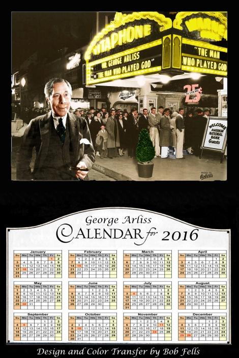 2016 Arliss Calendar Final