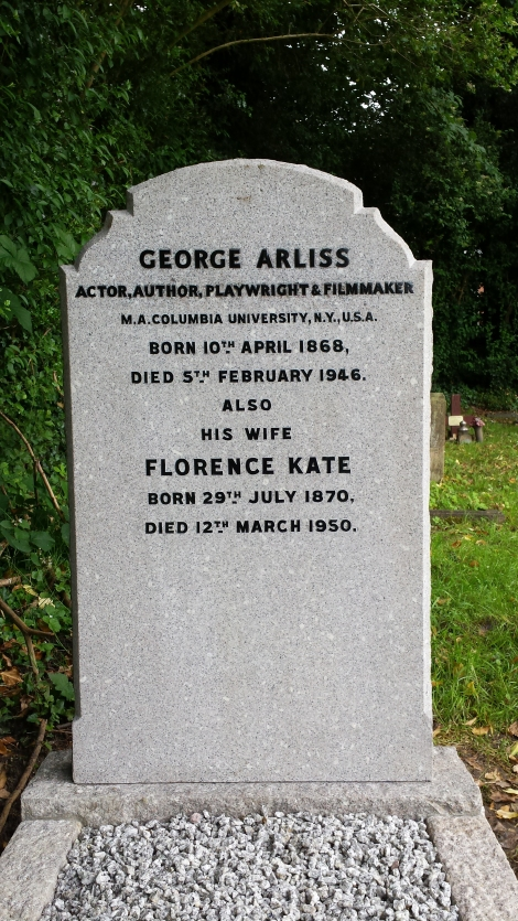 Arliss Grave Restored June 2016 2